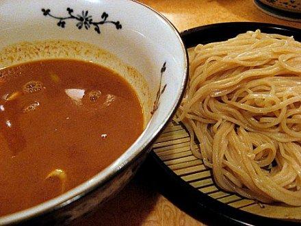 みなとや カレーつけ麺(特製)