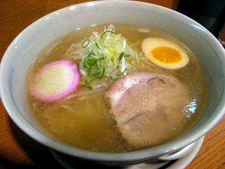 麺屋花星・しょうゆ