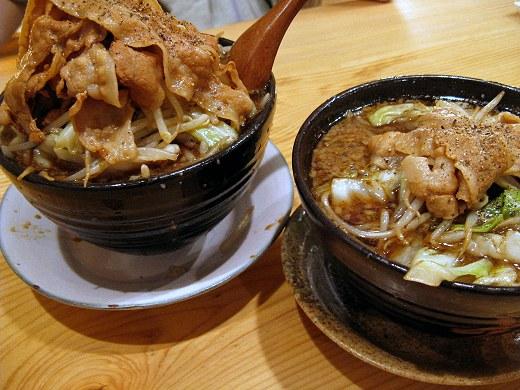 麺屋武士道