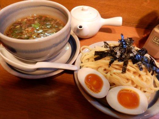 麺屋花星『つけ麺』