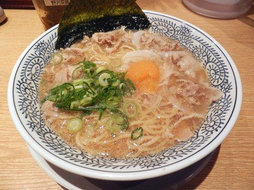 丸源ラーメン 神戸名谷店