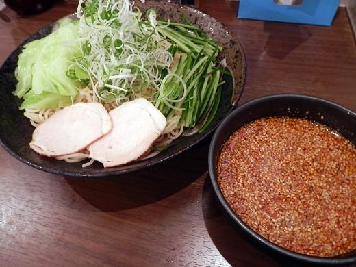 廣島つけ麺本舗 ばくだん屋 大阪福島店
