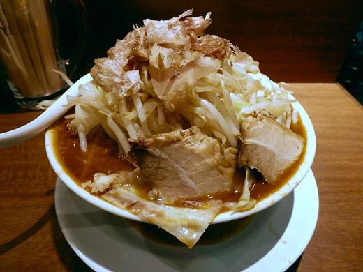 ラーメンつけ麺笑福 西本町店