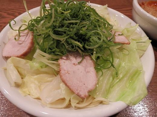広島風冷やしつけ麺 楽