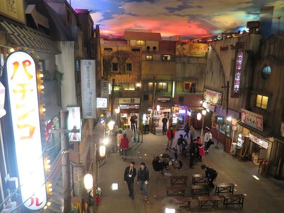 かもめ食堂(新横浜ラーメン博物館)