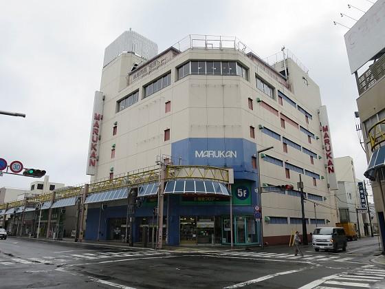 マルカンデパート大食堂