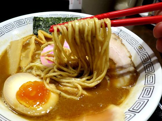 三麺流武者麺