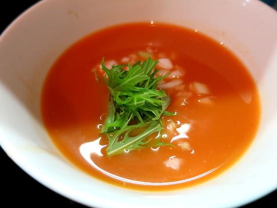 尼龍『冷やしトマトつけ麺』(夏限定品)