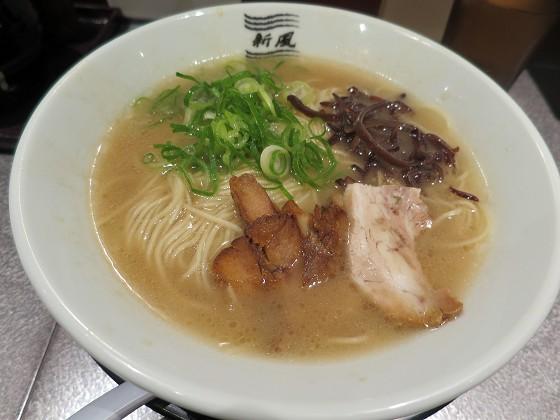 博多新風ラーメン食堂