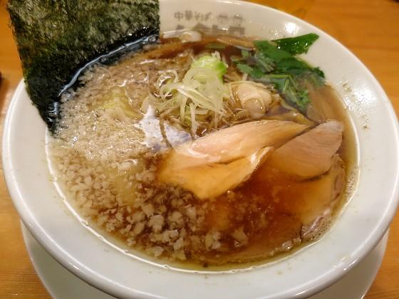 中華そばムタヒロ 大阪福島店