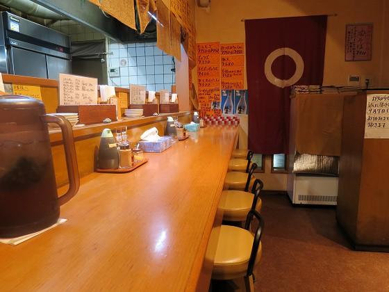 麺屋花星『味噌らーめん』と『鶏の唐揚げニンニクソース』