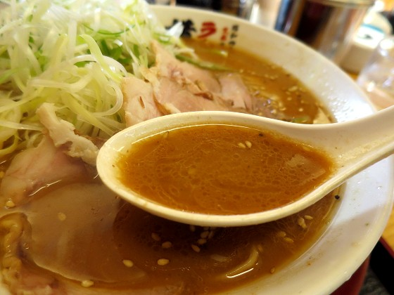 ラーメン横綱 堺鳳店