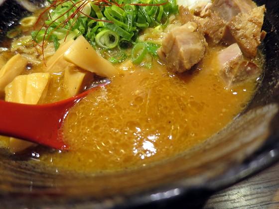 らぁめん in EZO 麺ロード店