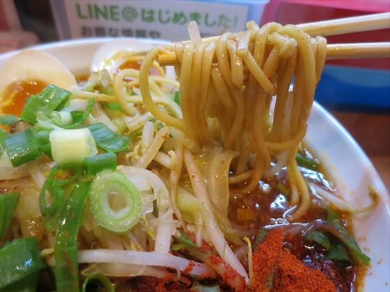 辛口炙り肉ソバひるドラ鶴橋店
