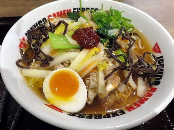 IPPUDO RAMEN EXPRESS イオンモール神戸南店