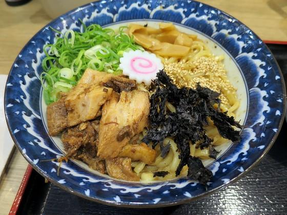 自家製麺三竹寿アクロスプラザ古島店