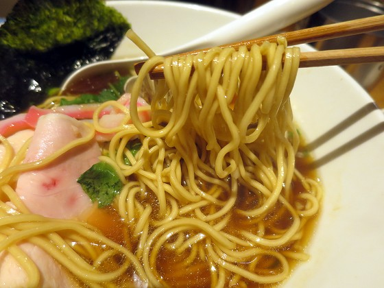 Ginza Noodles むぎとオリーブ