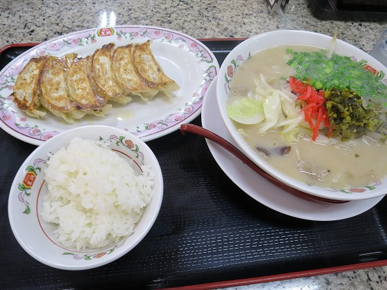 餃子の王将 生田川店
