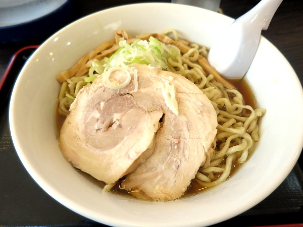 自家製太麺渡辺