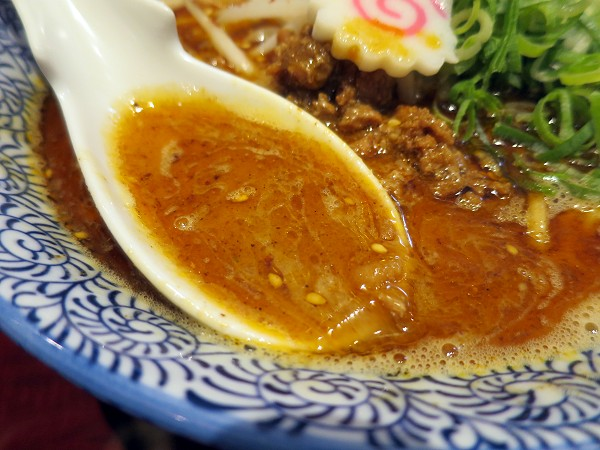 dandan noodlesなんばラーメン一座店